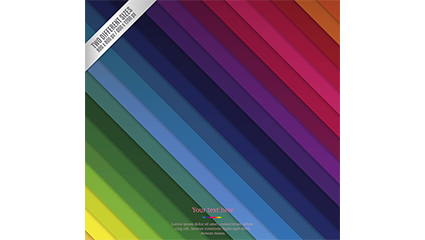 Color twill seamless background vector
