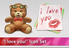 Lovely Bear icon png