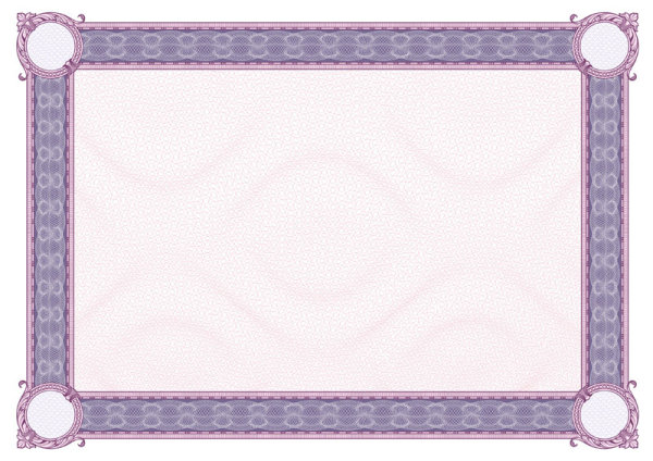 Beautiful frame background pattern 01 - Vector